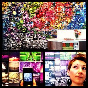 ALT EXPO - Détail Murale Alt Hotel Pearson Toronto